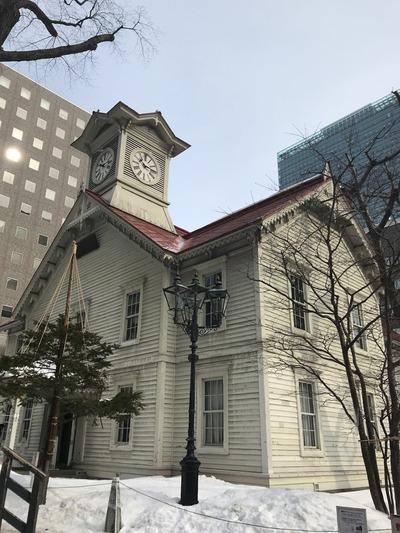 予定ないからブラブラ歩いて札幌駅へ [北海道2018 冬 vol.5]