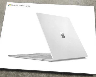 【Surface Laptop】たったひとつの、そして最大の不満を解決したよ!