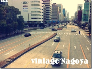 レトロな動画が撮影できるiPhoneアプリ 「8ミリカメラ」で名古屋を撮ってみた