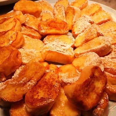 【蓼科グランドホテル滝の湯】朝食バイキングのフレンチトーストが最高に美味しかった [写記 vol.1422]
