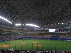 野球はやっぱり生がいいね 週刊nono No.7 (4/29–5/5)