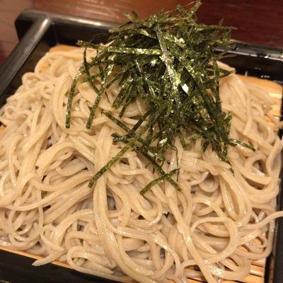 【榑木野】そばも美味い!天ぷらも美味い!サイコー!!!
