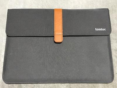 【MacBook Pro】柔らかな手触りのケースを買ってみました