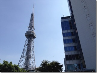 撮るのが楽しい!見るのが楽しい!RICOH THETA持って名古屋テレビ塔付近を歩いてきた