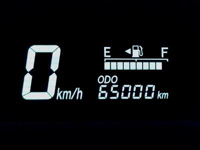 65000km突破! [写記 vol.1389]