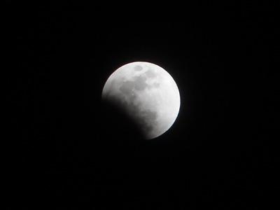 【皆既月食】今夜はスーパー・ブルー・ブラッドムーン [写記 vol.1728]