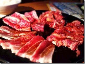 焼き肉♪ いきなりご飯を注文するのが好き [写記 vol.484]