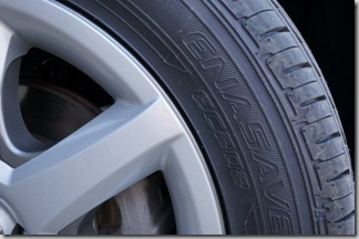 【ダンロップ 低燃費エコタイヤ】 エナセーブEC202にして1ヶ月が経った