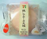 桃レアチーズ大福(セブンイレブン)