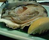 北海道厚岸産の生牡蠣(あっけしさんのなまがき)