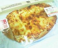 こんがり3種チーズのもっちりパン (セブンイレブン)