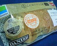 ライ麦粉入りチーズデニッシュ(ファミリーマート)