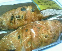 五穀とレーズンのフランスパン(ファミリーマート)