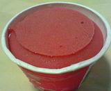 花畑牧場 苺とハスカップのジェラート