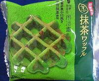 京抹茶ワッフル(Manneken)セブンイレブン