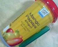 マンゴーパパイヤ&ヨーグルト(Uchi Cafe SWEETS)ローソン