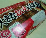 大きなおいもの切り株パン