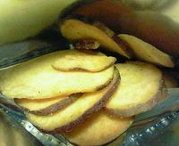 種子島産 安納芋チップス(ローソン)