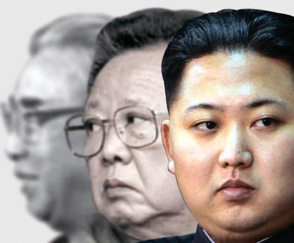 三代接班有不安的北朝鲜