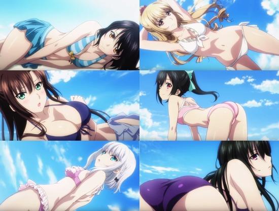 2期OVA『ストライク・ザ・ブラッド』のPVがクッソエロいwwwww