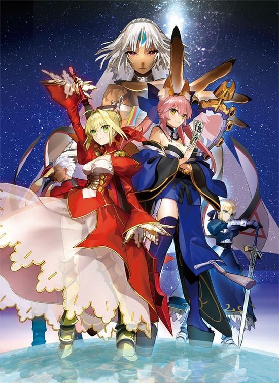 Fateの新作ゲーム、過去最高レベルで売れるwwwww