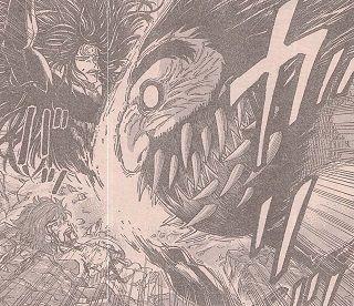 【ネタバレ注意】トリコ:385話『最凶の敵、アカシア!!』3人がかりでアカシアに挑むが…