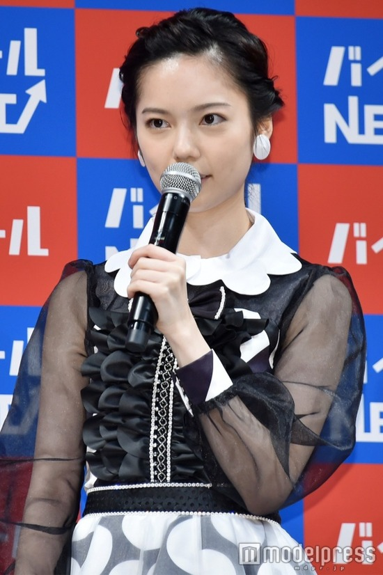 AKBを卒業する島崎遥香さん「ジブリの声優やりたい」