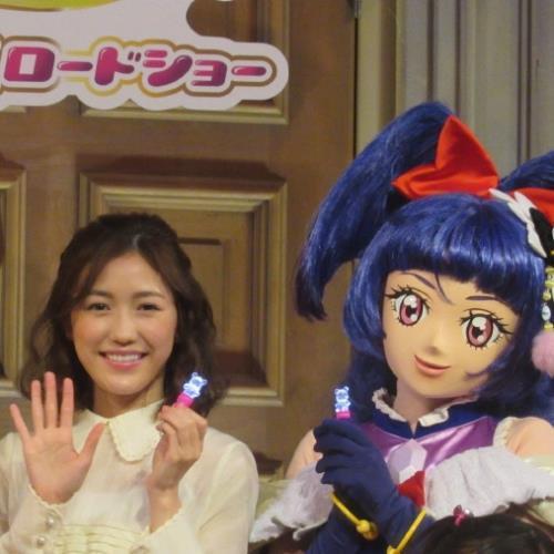 AKB渡辺麻友、『魔法つかいプリキュア』に本人役で出演wwwwwwww