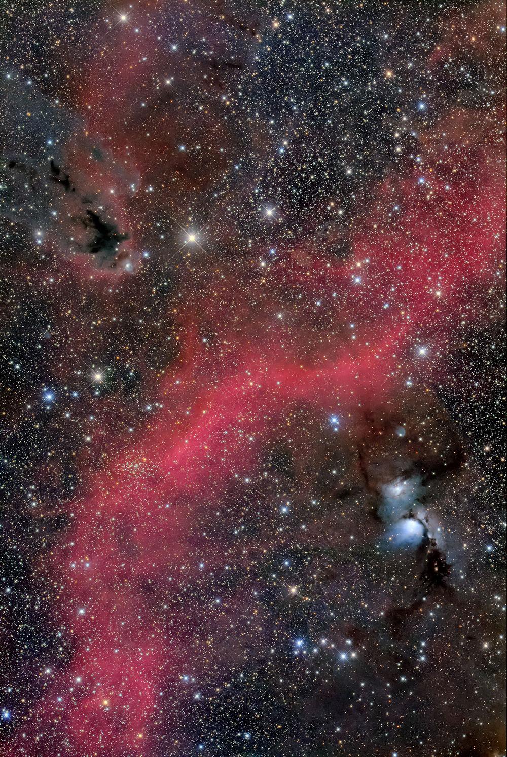 バーナードループとM78星雲付近最終版2500