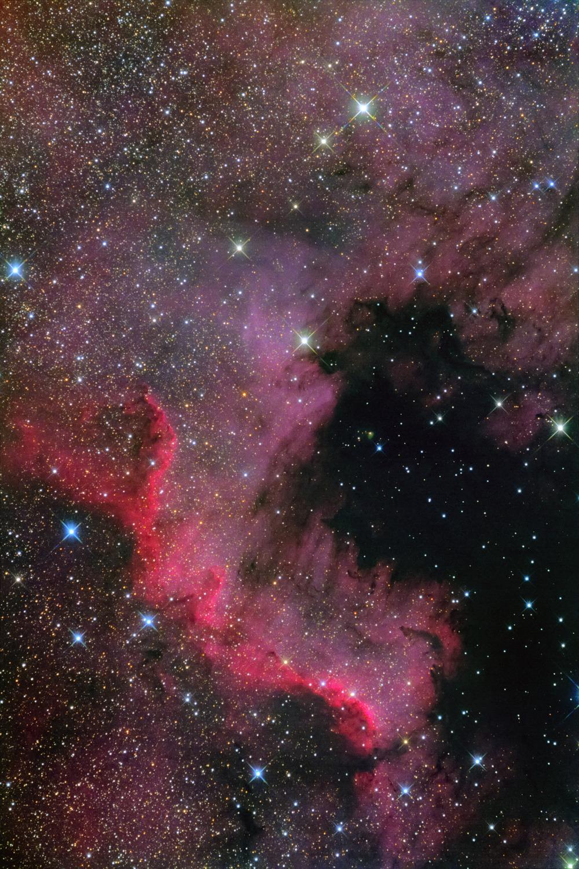NGC7000完成3