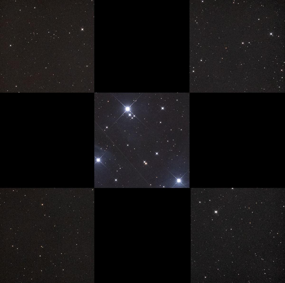 ε-160ED星像チェック