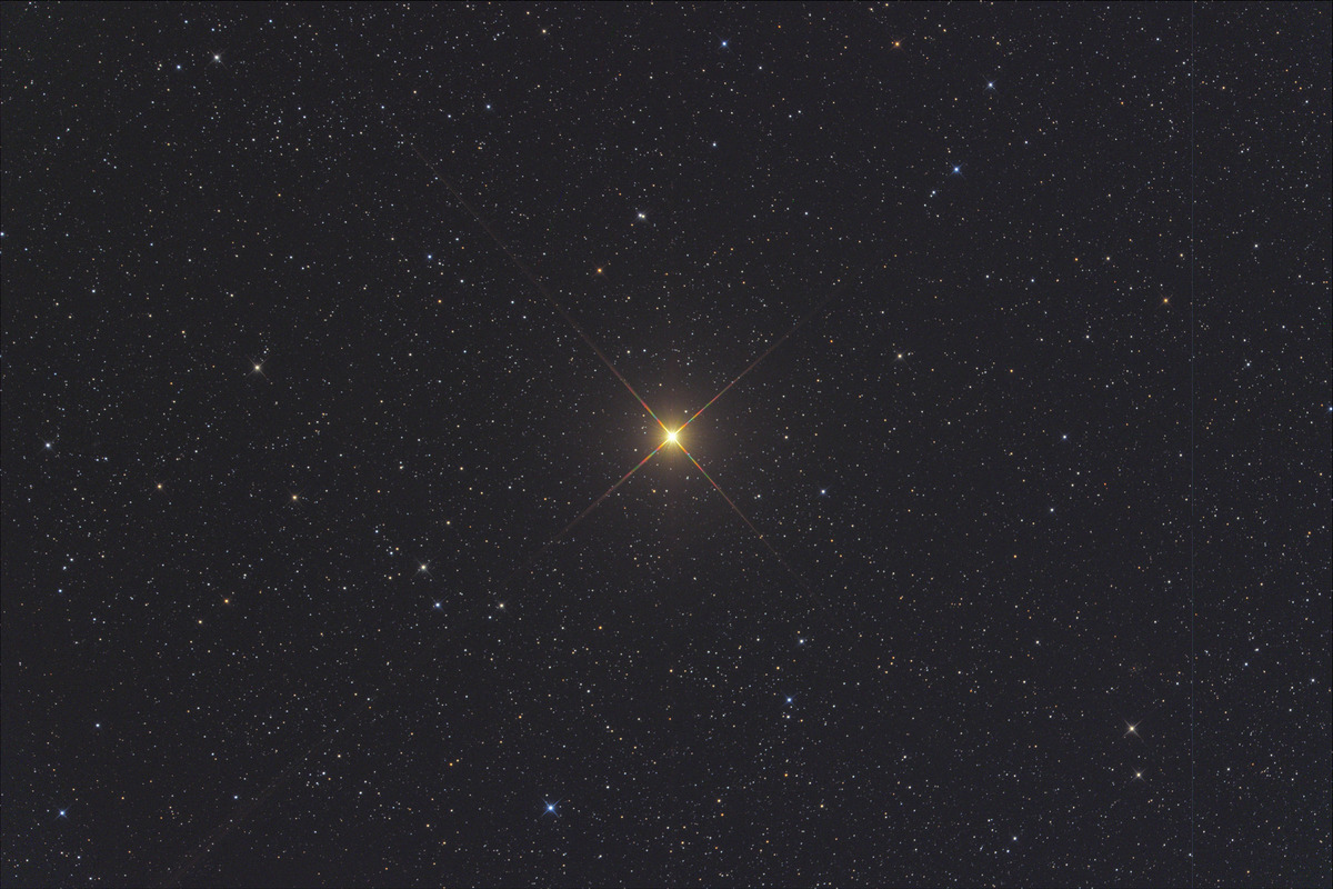 ベテルギウス2019年12月28日 ASA10N ML16000 30SEC