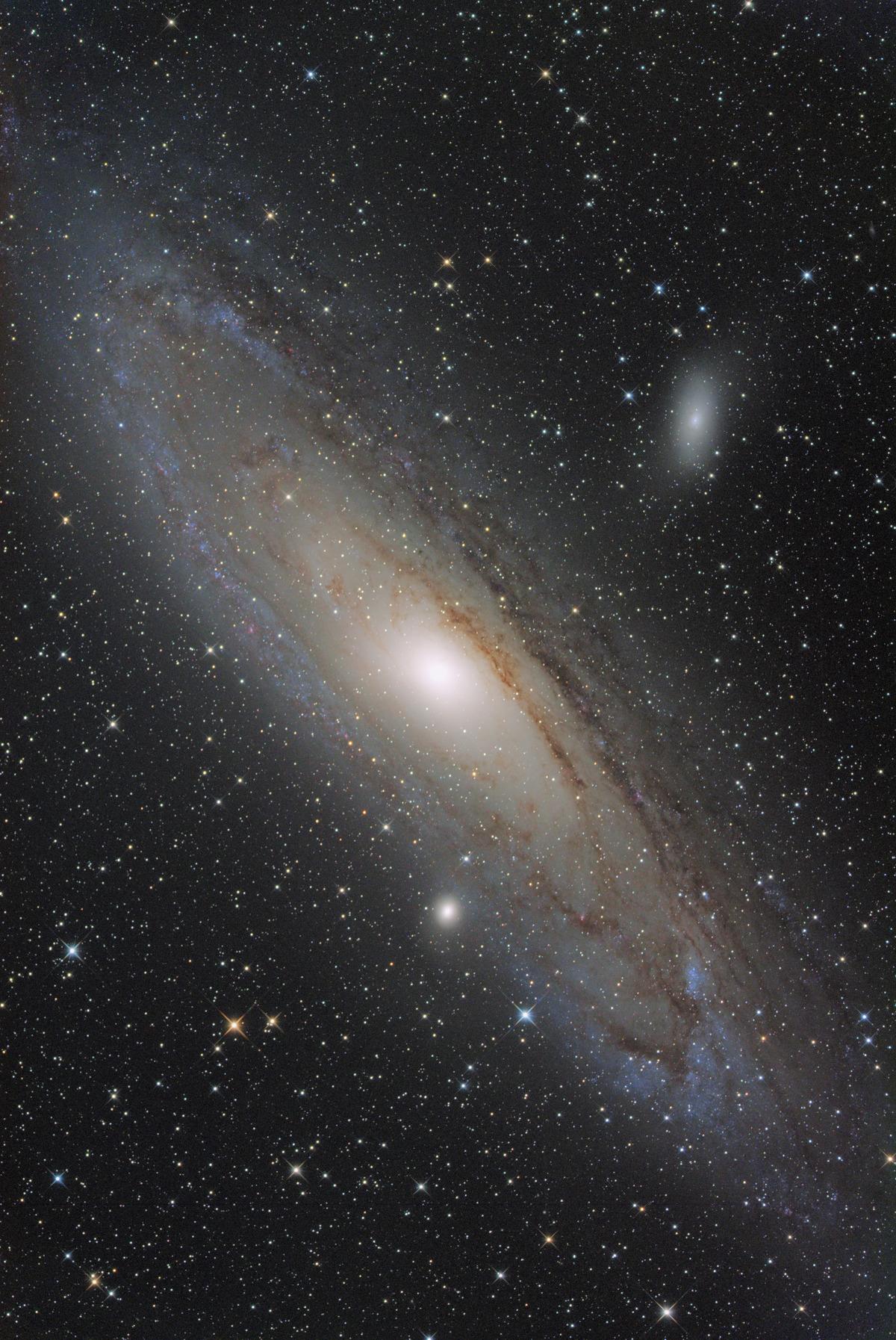 M31 LRGB 完成2