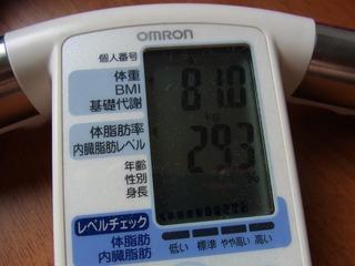 体脂肪110622