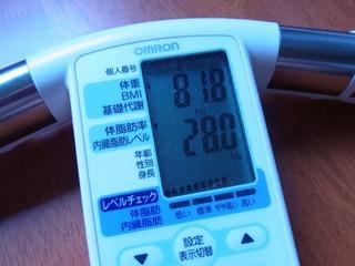 体脂肪110619