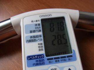 体脂肪110618