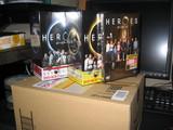 ヒーローズ/HEROESシーズン1 Vol.1&DVD-BOX1,2
