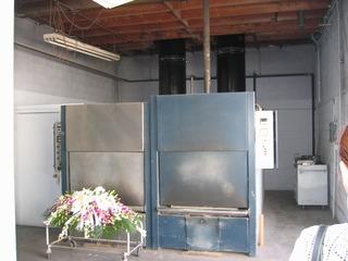 LA火葬場