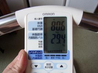 体脂肪110505