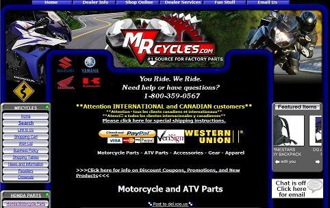mrcycles.com