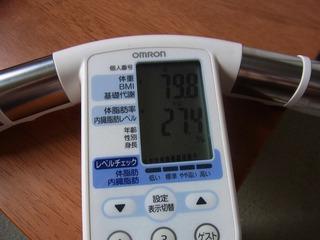 体脂肪110509
