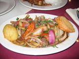 ペルー料理その1