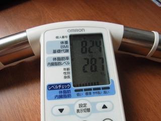 体脂肪110614