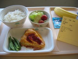 7月8日 昼飯
