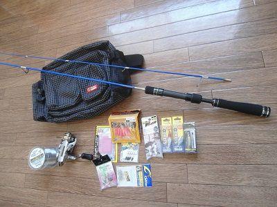 釣り道具①