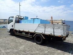 漁協の集荷トラック