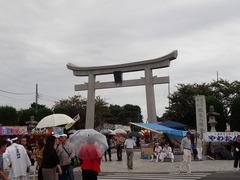 八幡_鳥居