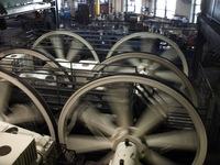ケーブルカーのエンジン