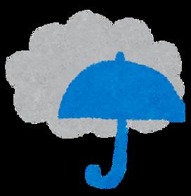 雨が降りそうなのがわかる能力の持ち主おる?