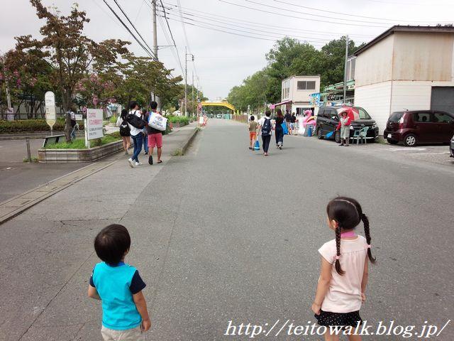 埼玉の県鳥しらこばとのいた飛行場「越谷陸軍飛行場跡」 : 帝都を歩く